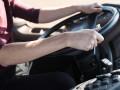 В Мелитополе пьяный пассажир угнал маршрутку и устроил ДТП