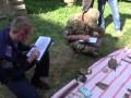 В Сумах пенсионерка сдала в полицию арсенал оружия умершего племянника