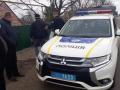 Под Запорожьем в полицейских бросили гранату