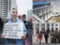 Итоги выходных: протесты против Путина, дамба возле Крыма и акции в Одессе