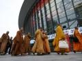 В буддистском храме на Тайване впервые сочетается браком однополая пара