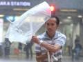 На Японию обрушился самый мощный тайфун за 25 лет
