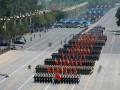 Строго под линеечку: в Китае прошел грандиозный военный парад