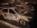 Ночью сожгли машину семьи и. о. главы Одесской таможни