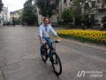 Ляшко приехал к Зеленскому на велосипеде и требовал парковку