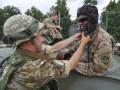 Украинских военных будут обучать нацгвардейцы США