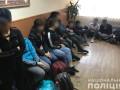 В Харькове задержали тридцать нелегалов-вьетнамцев