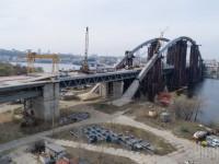 Кличко: Достройка Подольского моста начнется через месяц