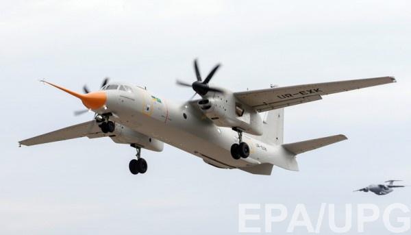 Ан-132D представят на авиасалоне в Ле Бурже