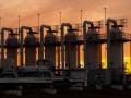 В Украине сократились запасы газа