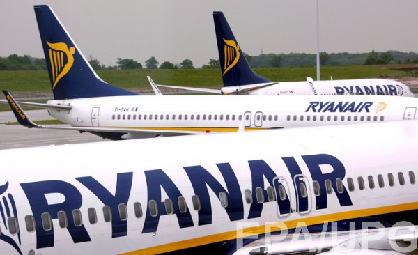 Ryanair снижает цены из-за тарифной войны в Европе