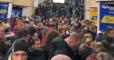 В киевском метро давка: Что произошло