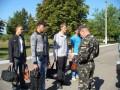 Задержан старший офицер Днепродзержинского военкомата