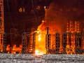 На Приднепровской ТЭС произошел пожар