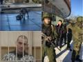 День в фото: Кобзон под автоматами, срок за видео об Украине и одесский бульдог на скейте