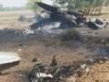 В Пакистане потерпел крушение учебный самолет ВВС