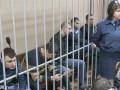 Суд продлил арест экс-беркутовцев, обвиняемых в расстреле Майдана