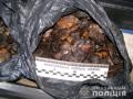 В Ровенской области задержали авто с янтарем