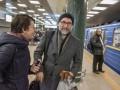 Автора музыки для Шерлока заметили в киевском метро