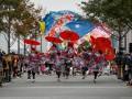 В Японии начался фестиваль в честь императора