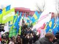 В Киеве завершился митинг оппозиции Вставай, Украина!