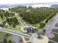 В столице реконструируют парк Оболонь