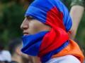 Протесты в Армении: Митингующие хотят устроить пикет у резиденции президента
