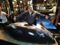 На аукционе в Токио продали тунца за рекордные $3,1 млн