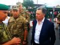 Волкер на Донбассе встретился с командиром ООС