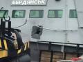 Атака на Азовском море: ГПУ показала фото пробоины украинского катера