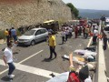 ДТП с туристическим автобусом в Турции: около 20 погибших