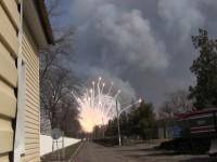 Пожарные танки и саперы: Минобороны показало, что происходит в Балаклее