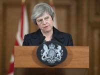 Тереза Мэй намерена довести Brexit до конца
