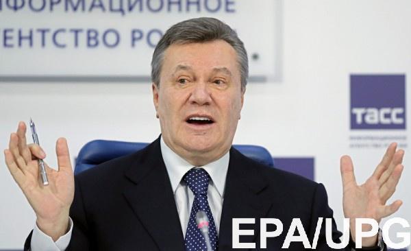 У Януковича и его адвокатов нет прямой связи