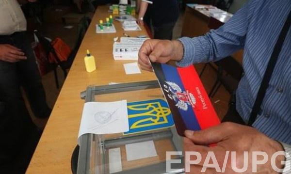 Украина не может отнять избирательное право у коллаборантов