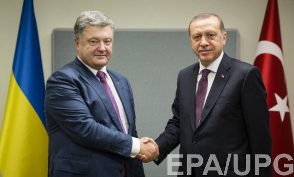 Эрдоган: возобновление разговора сРФ неповлияет напозицию Турции поКрыму