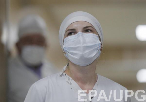 В Харьковской мэрии объяснили, почему ещё не вакцинируют врачей0