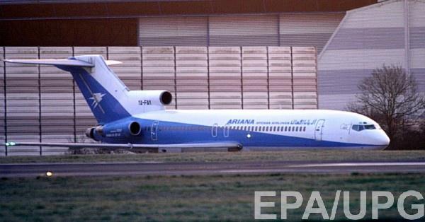 Самолет направлялся в Сургут