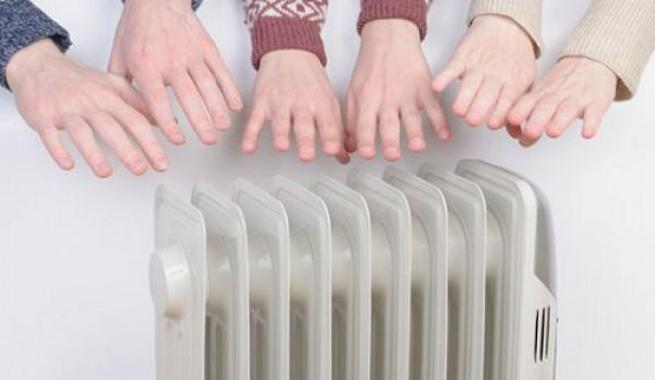 Датчик температуры системы отопления система