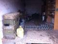 В Донецкой области нашли два крупных тайника с боеприпасами