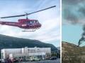 В Норвегии при падении вертолета погибли четыре человека