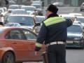 В Харькове пьяному водителю, который выбил стекло в автомобиле ГАИ, грозит тюремный срок