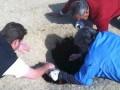 Черная дыра: американец провалился под землю во время игры в гольф