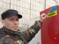 Неонацист из Петербурга митингует за Россию в Одессе