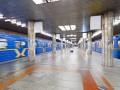 В Киеве из-за угрозы минирования закрыли станцию метро Петровка