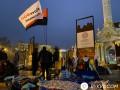 Несколько десятков ФОПовцев ночевали в палатках на киевском Майдане