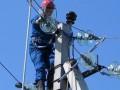 В Донецкой области 20 населенных пунктов получили электричество