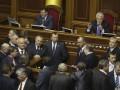 БЮТ объяснил, зачем заблокировал работу парламента