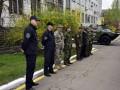Полицию Донецкой области перевели на усиленный режим