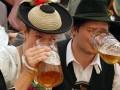 Мэр Мюнхена открыл ежегодный Октоберфест